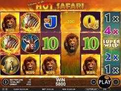 Hot Safari Slots