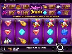 Joker's Jewels Slots
