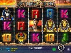 Return of the Dead Slots